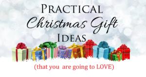 Practical Christmas Gift Ideas