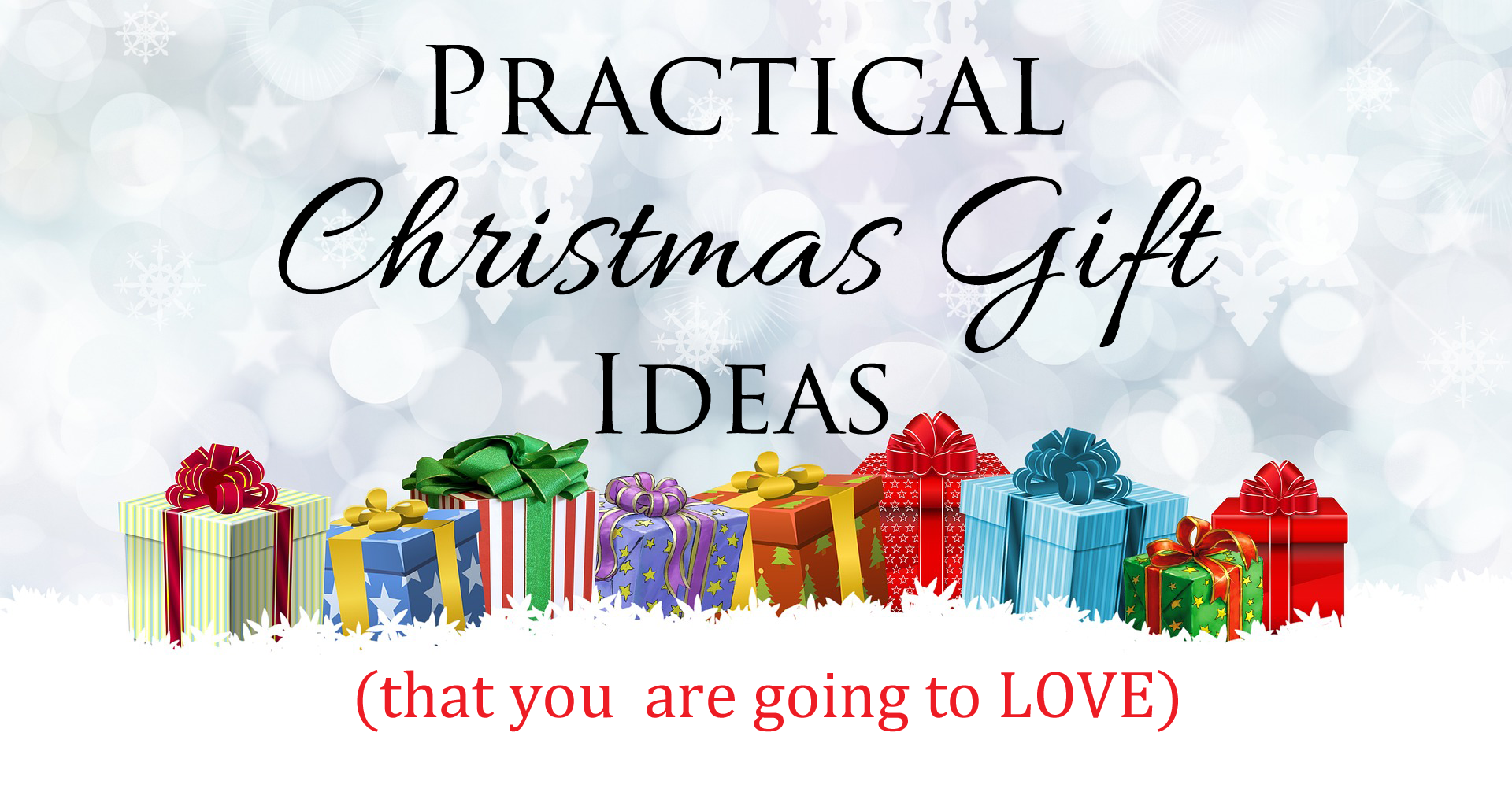 Practical Christmas Gift Ideas for Kids