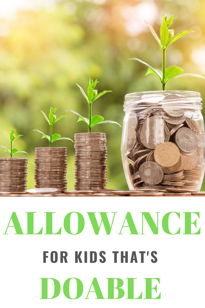 Allowance for Kids That's Actually Doable