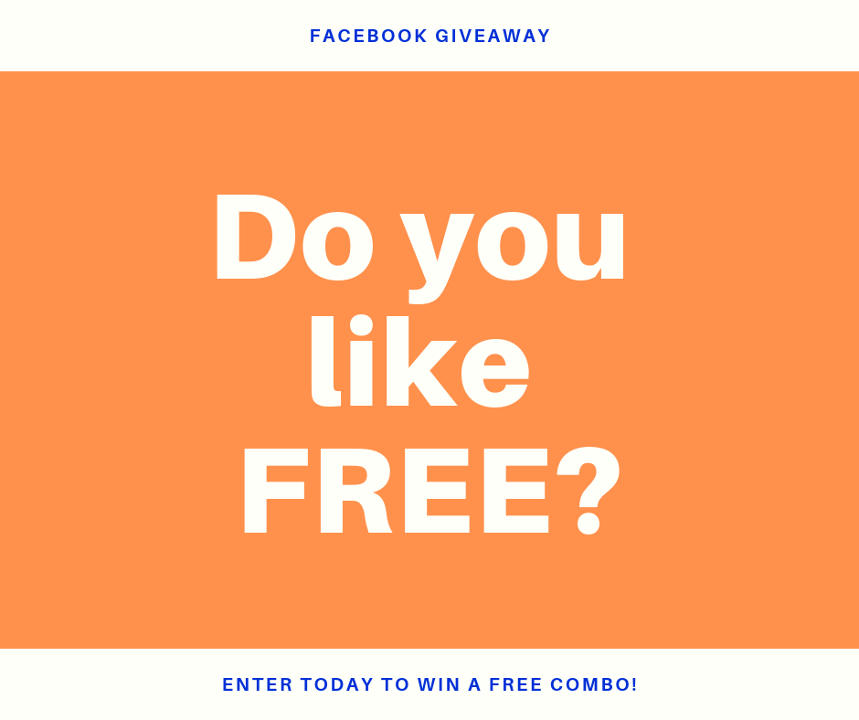 Enter our giveaway today!