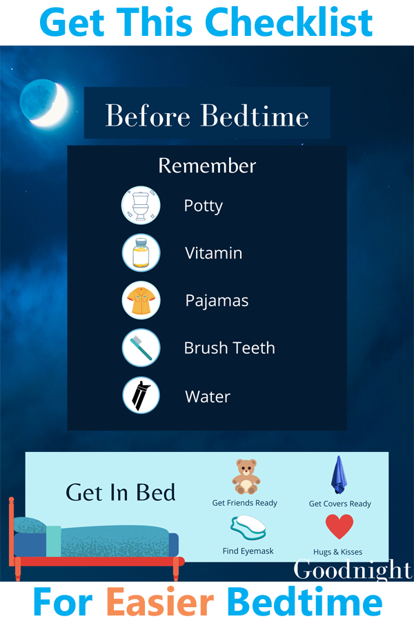 Infographic preview on Before Bedtime